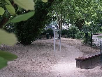 Hundeauslauffl che innenstadt dortmund stadtgarten tierschutzverein - Stadtgarten dortmund ...